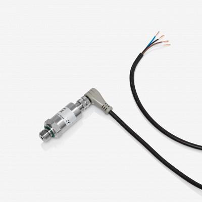 Pressure sensor for compressed air