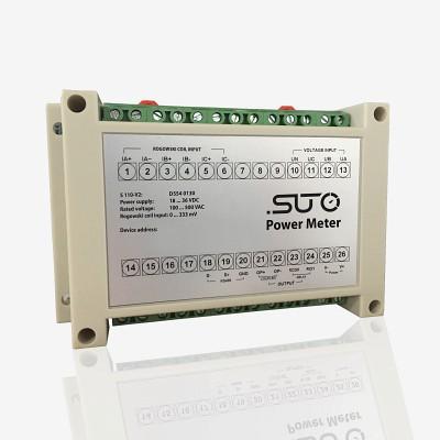 S110 Power meter for compressor efficiency measurements